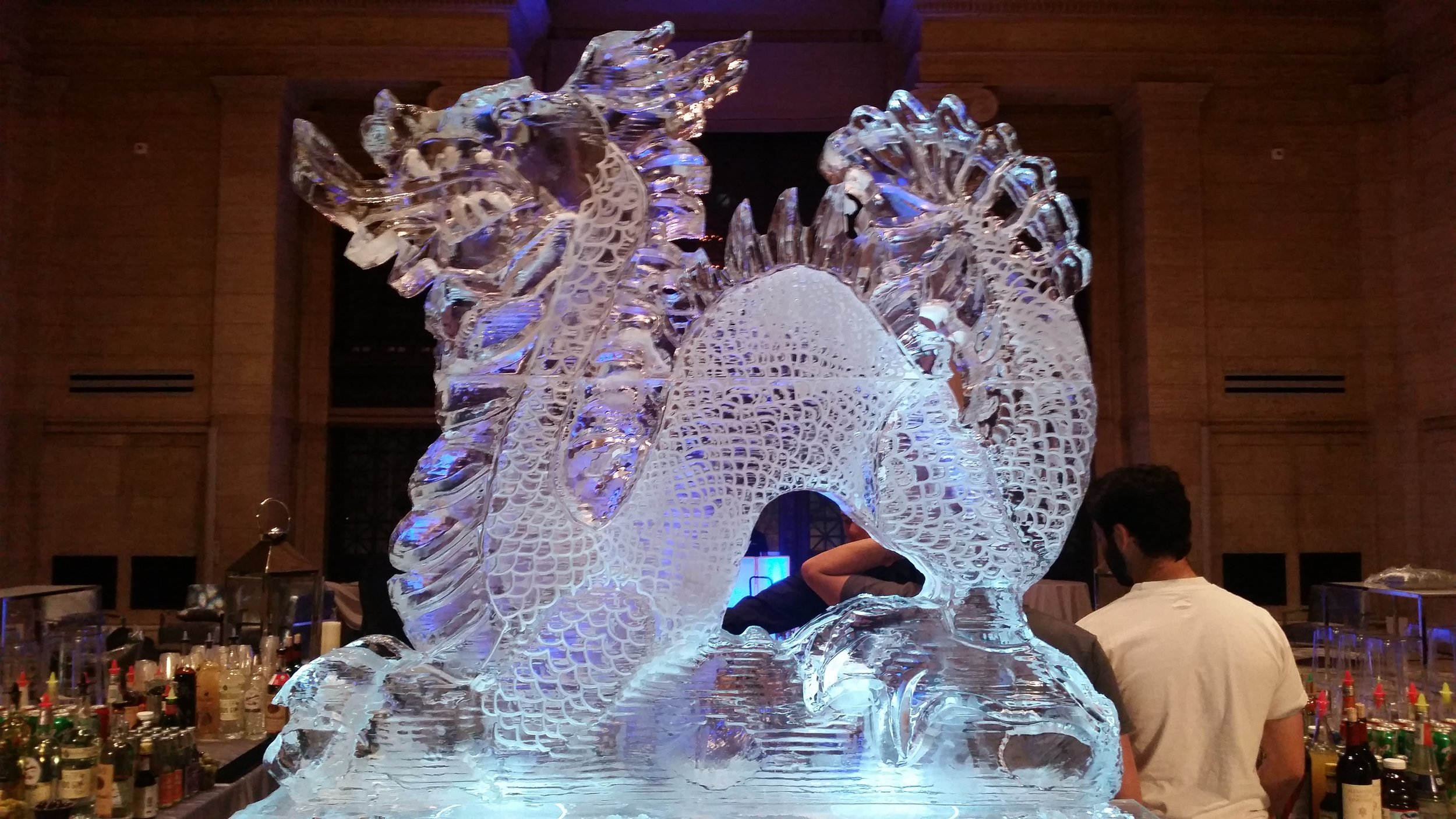Themed Ice