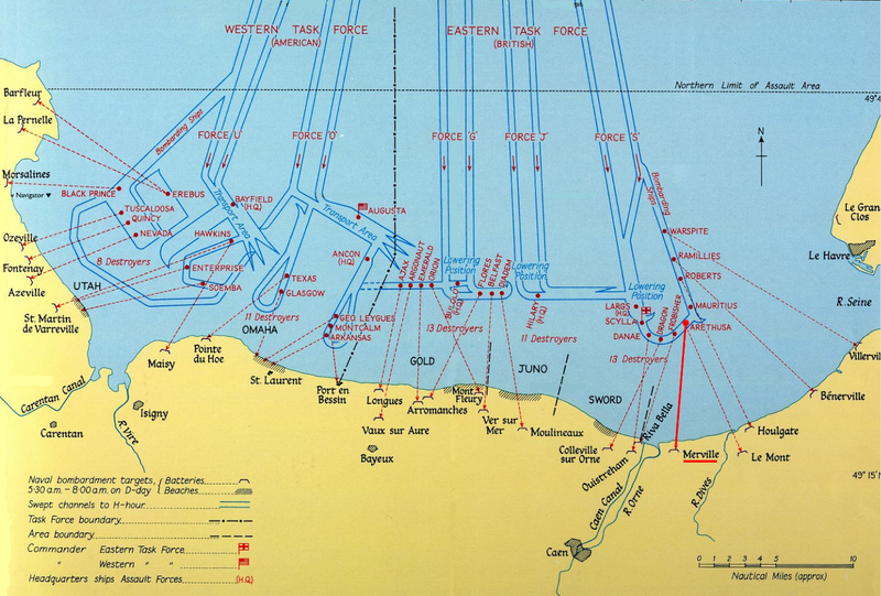 D Day Naval Chart.png