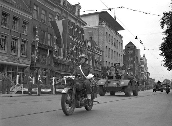 Utrecht: D-Day Anniversary 1945