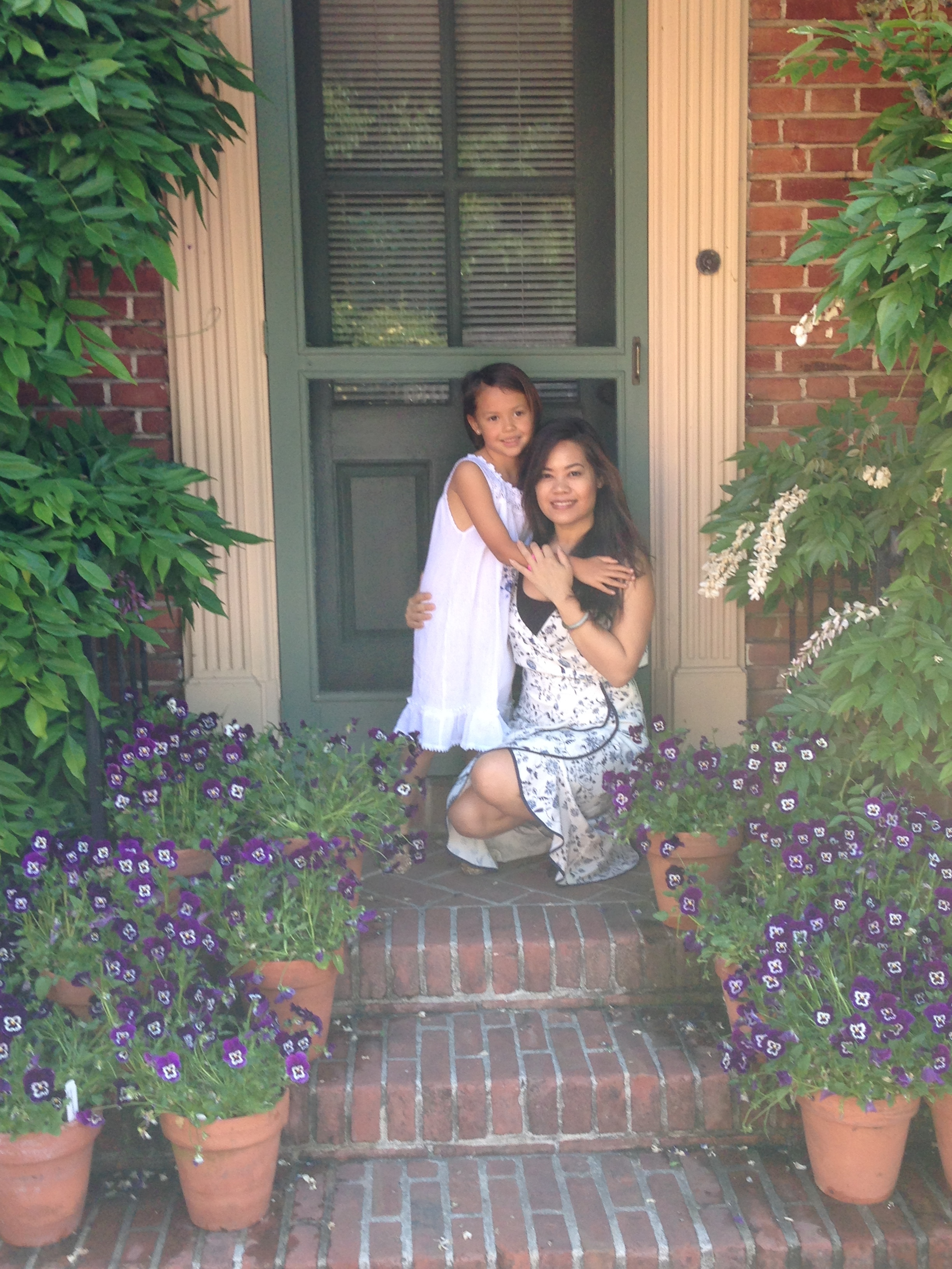 The Beauty of Filoli: Mothers Day Picture
