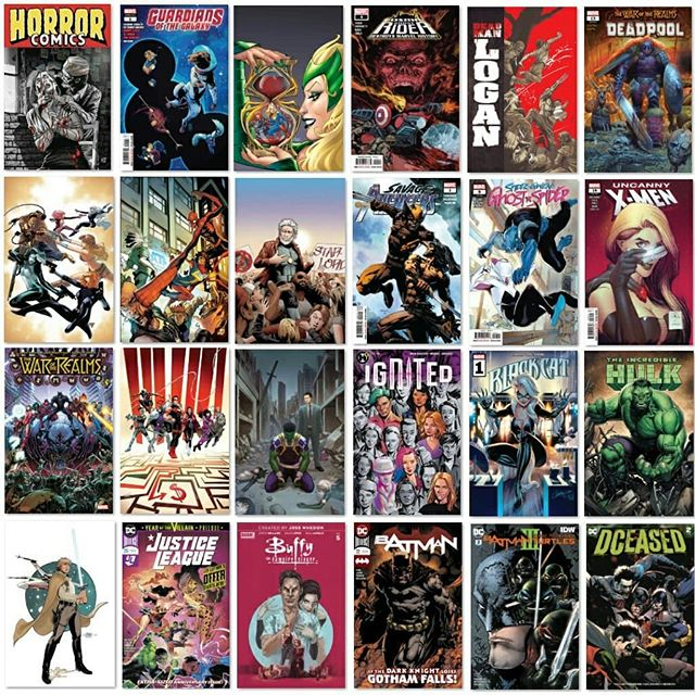 If you've been looking forward to the second issues of the two hottest comics to come out recently, THEN WEDNESDAY IS YOUR DAY! #newcomicbookday brings us both Savage Avengers AND @dccomics runaway hit DCeased! If your local shop ran out of the first issues before you could grab one, well my friend you are in luck! We have copies of the first issue for both still in stock! Click the link in our bio for the complete list of new comics coming out June 5th, PM for any holds.  #ashevillecomics #avlcomics #southasheville #southashevillecomics #ncbd #newcomicbookday #savageavengers #dceased #invited #blackcat #cosmicghostrider #shutupandtakemymoney