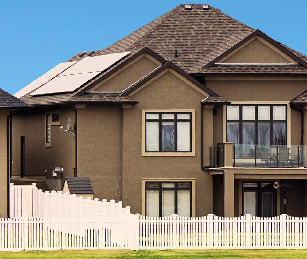 Solar Powered Homes That Last