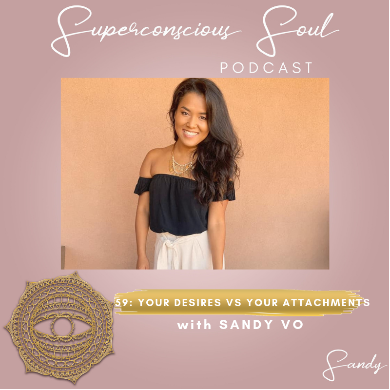 Podcast Episode Sandy Vo Meditation Teacher