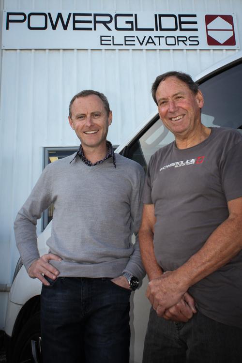 Allan and Ian Fullerton