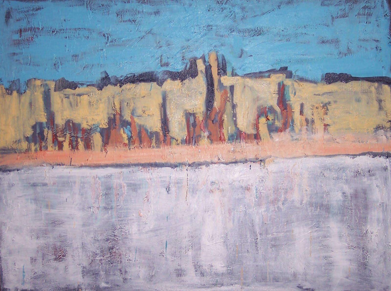 Landscape 2007 (36 X 48)