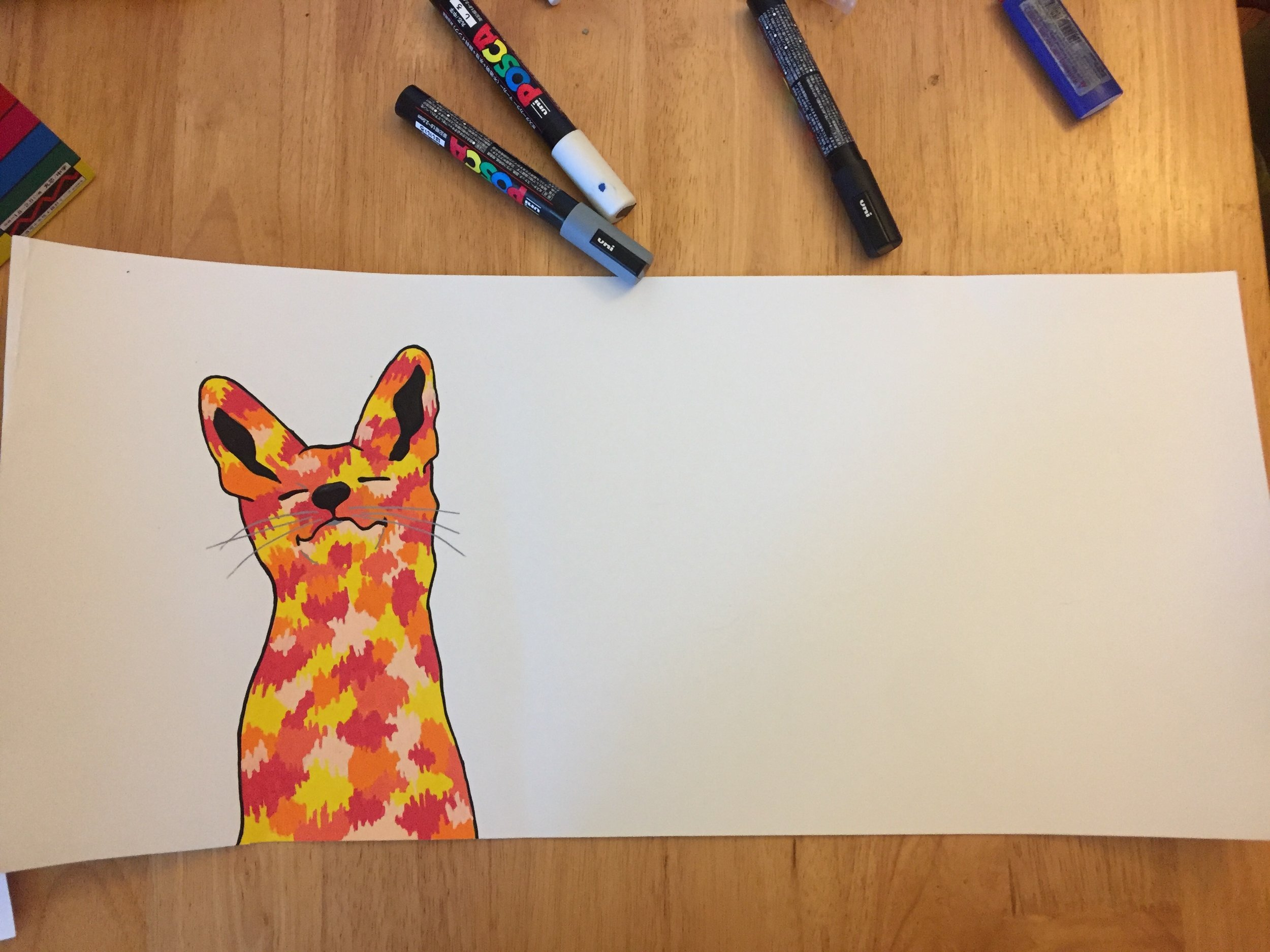 Night Fox Process