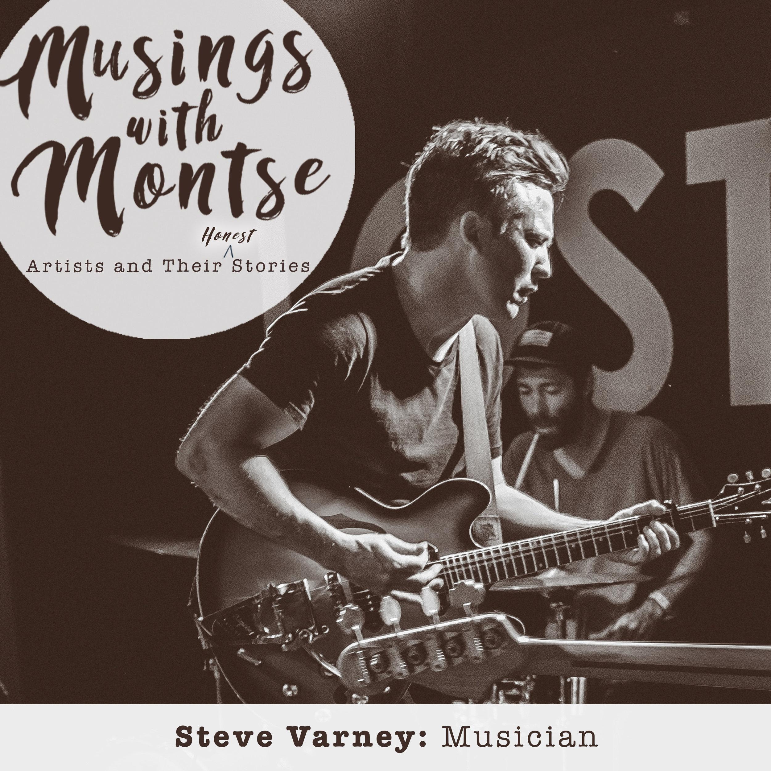 Where to find Steve:    Instagram    Website