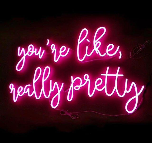 And don't you EVER forget it 💗 Chloe has an opening today at 1pm for any service or 1:30pm for a mani or pedi 👯♀️