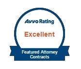 Avvo Badge Excellent Rating transparent.png
