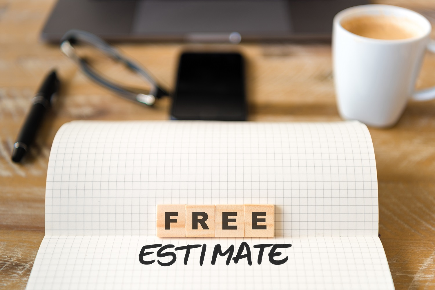 call us now - Feel free to give us a call or email us to schedule an appointment for a free estimate.