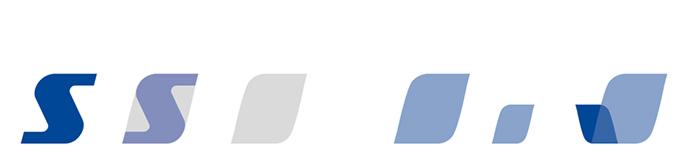 Design Process of the logo mark.
