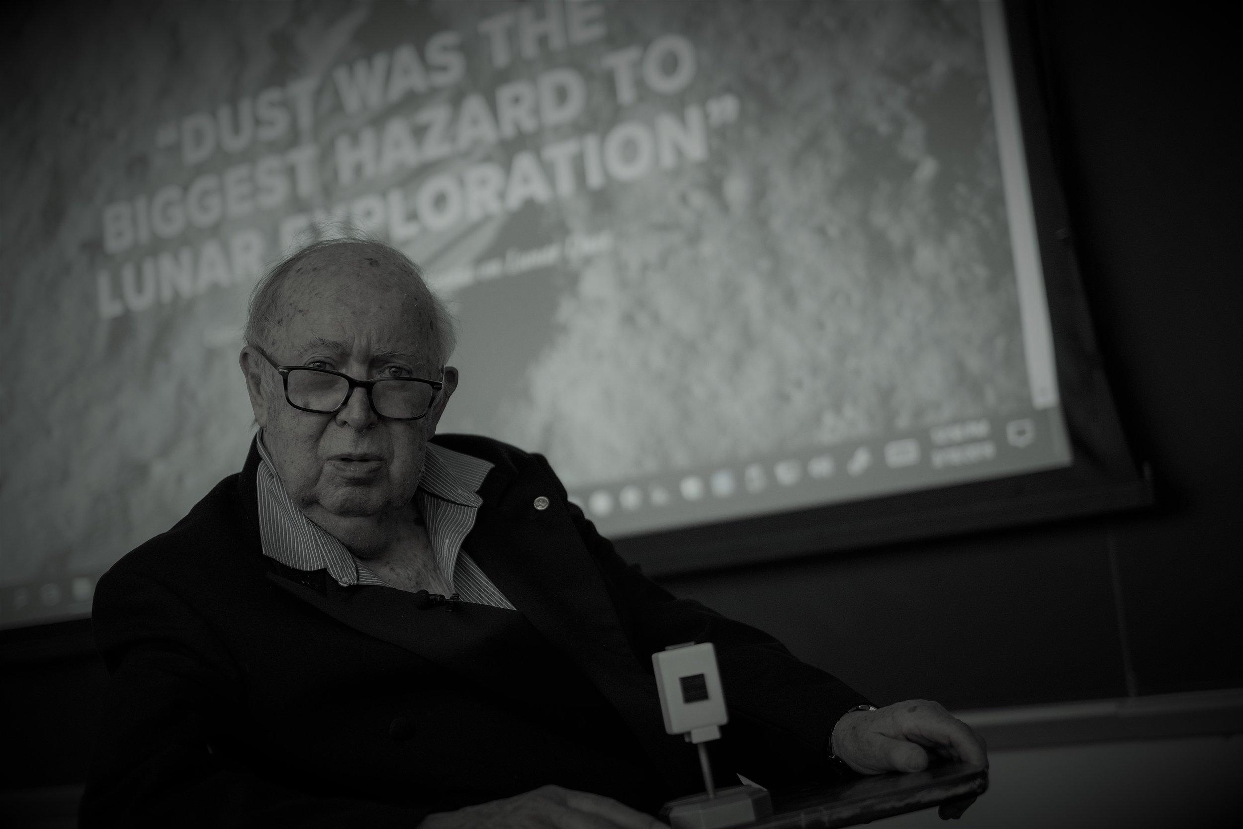 Prof Brian O'Brien - March 2019