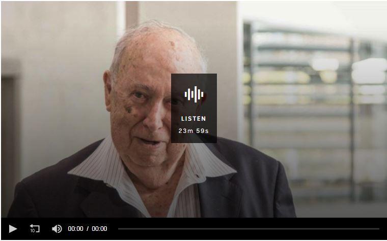 """""""Who Are You - Professor Brian O'Brien"""" - ABC Radio Interview"""