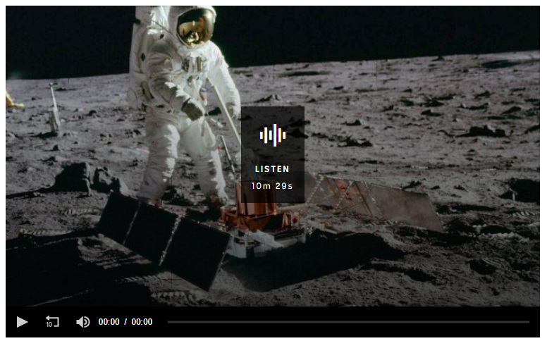 Brian O'Brien Interview on ABC Radio About Moon Dust