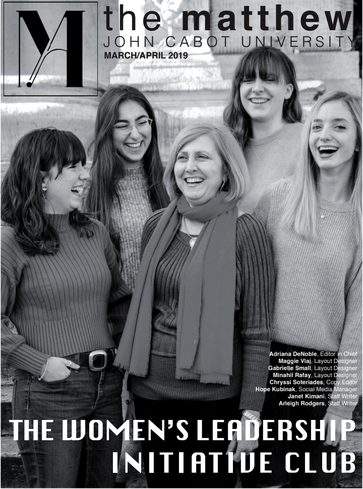March/April 2019 - The Women's Leadership Initiative