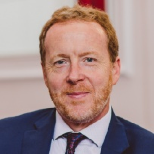 Prof. Phillip Leach - Project co-supervisor