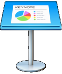 Apple Keynote icon.png