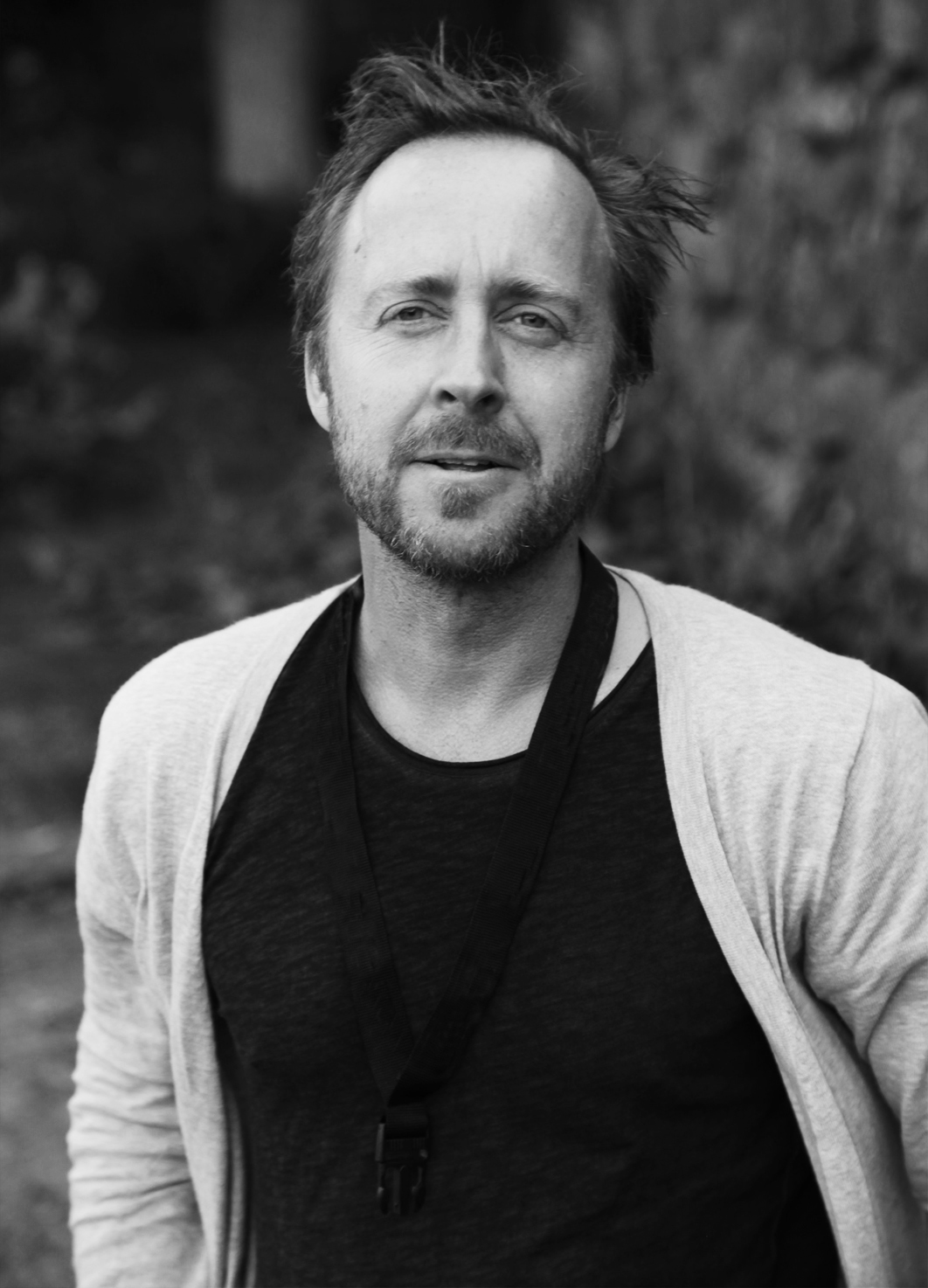 Regissør Carl Javér.