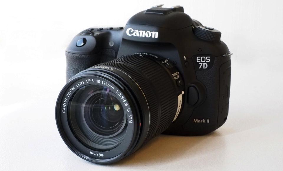 My Camera: Canon 7D Mark ii