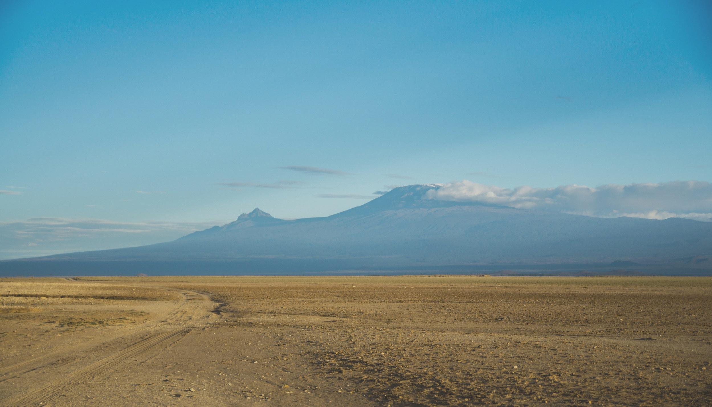 Amboseli and Chyulu Hills -