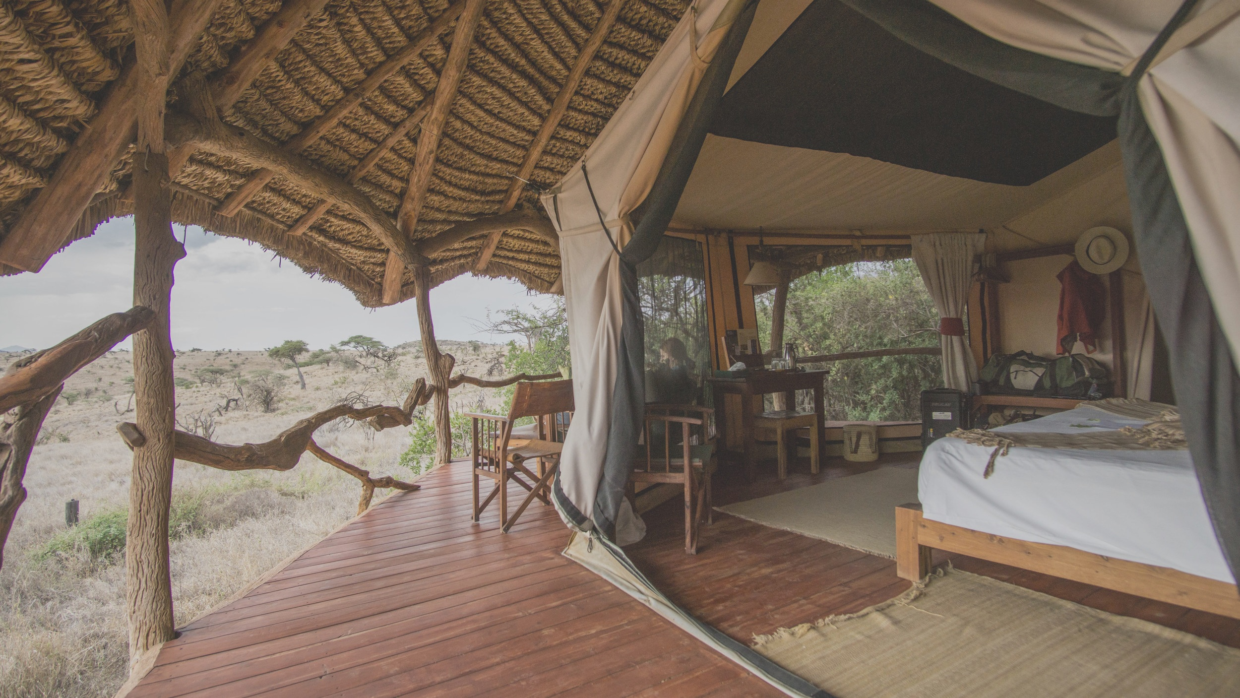 Lewa Safari Camp - Lewa Conservancy