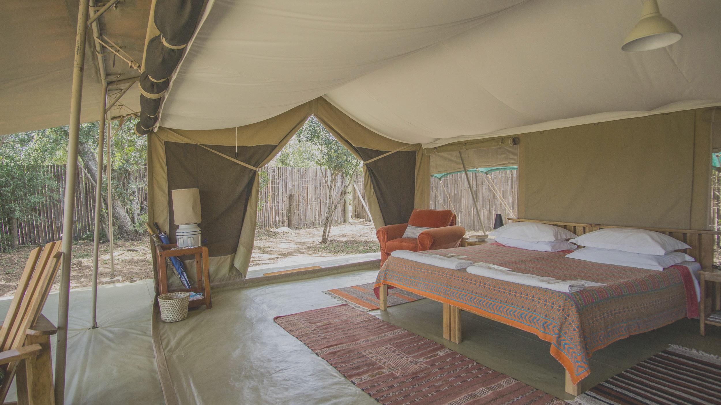 Ol Pejeta Bush Camp - Ol Pejeta Conservancy