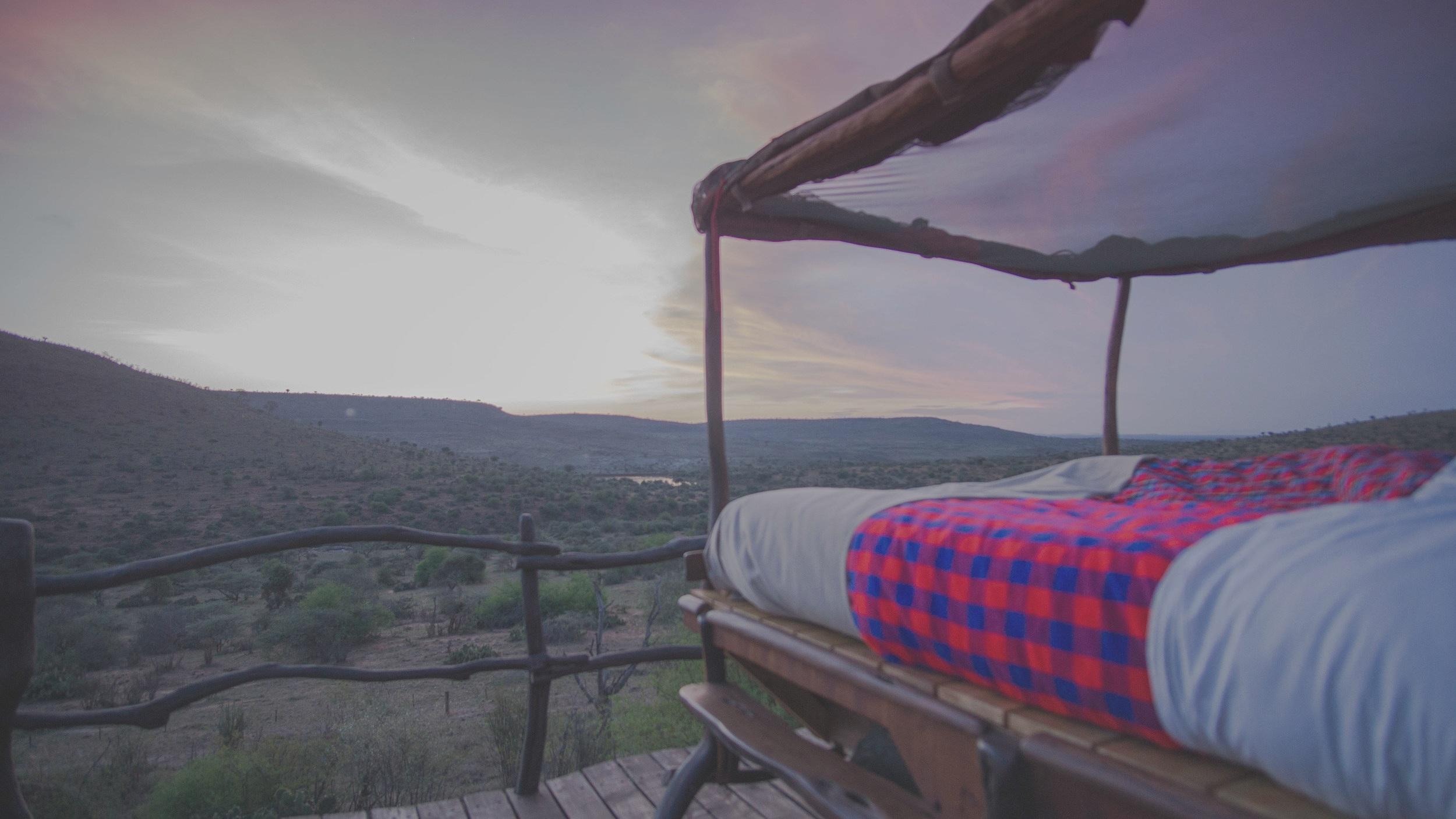 Loisaba Star Beds   Loisaba Tented Camp - Loisaba Conservancy