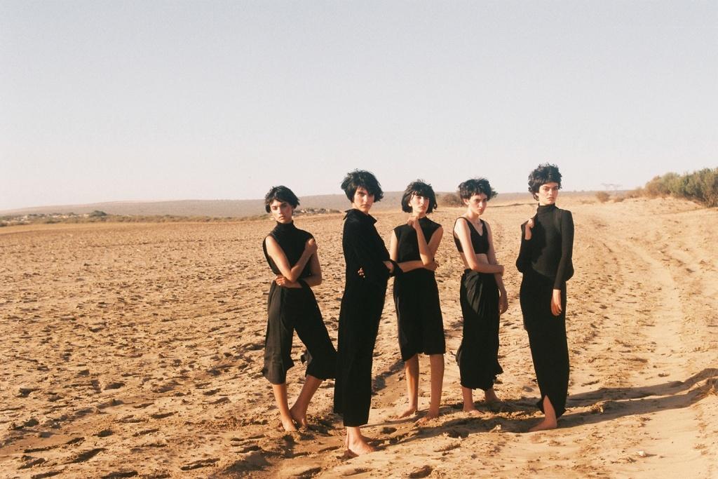 danika, mieke, valentine, kim & veda_south africa, 2015