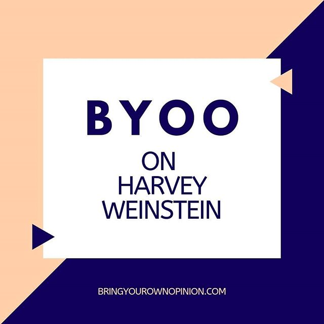 🔶 OUT NOW 🔶 . . #bringyourownopinion #byoo #metoo #londonpodcast