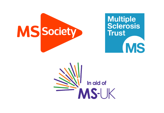 PROUDLY PARTNERED WITH THREE AMAZING CHARITIES - Our donations contribute to world class research led by the MS Society.We support the essential training of MS nurses lead by the MS Trust.We join in empowering all people with MS to live life to the full with MS-UK.