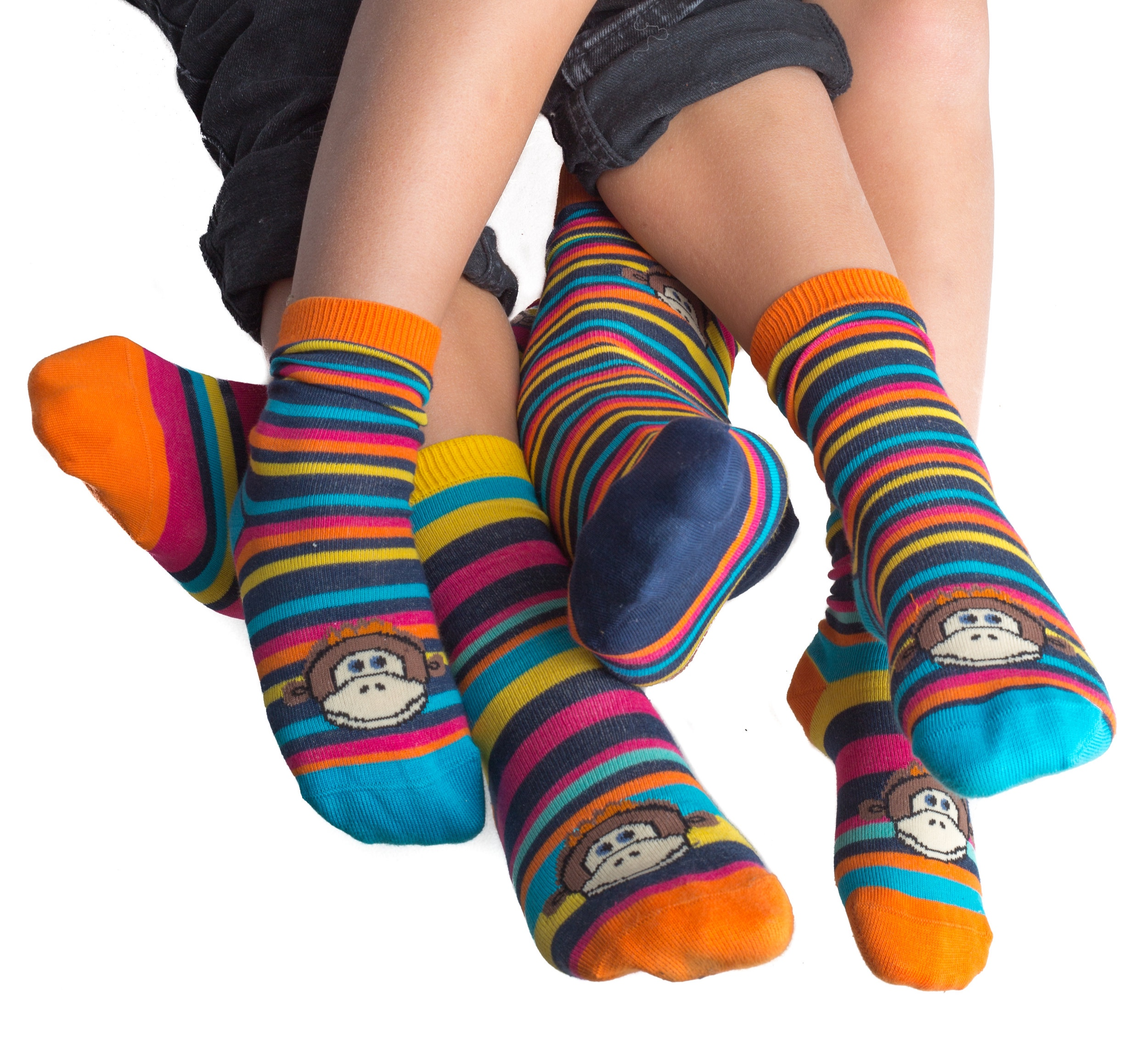 OPENING CONVERSATIONS - More than 100,000 people in the UK are living with Multiple Sclerosis and it affects each person differently. We are committed to raising awareness about MS and we know that Mr Monkey Sox makes talking about MS easier.