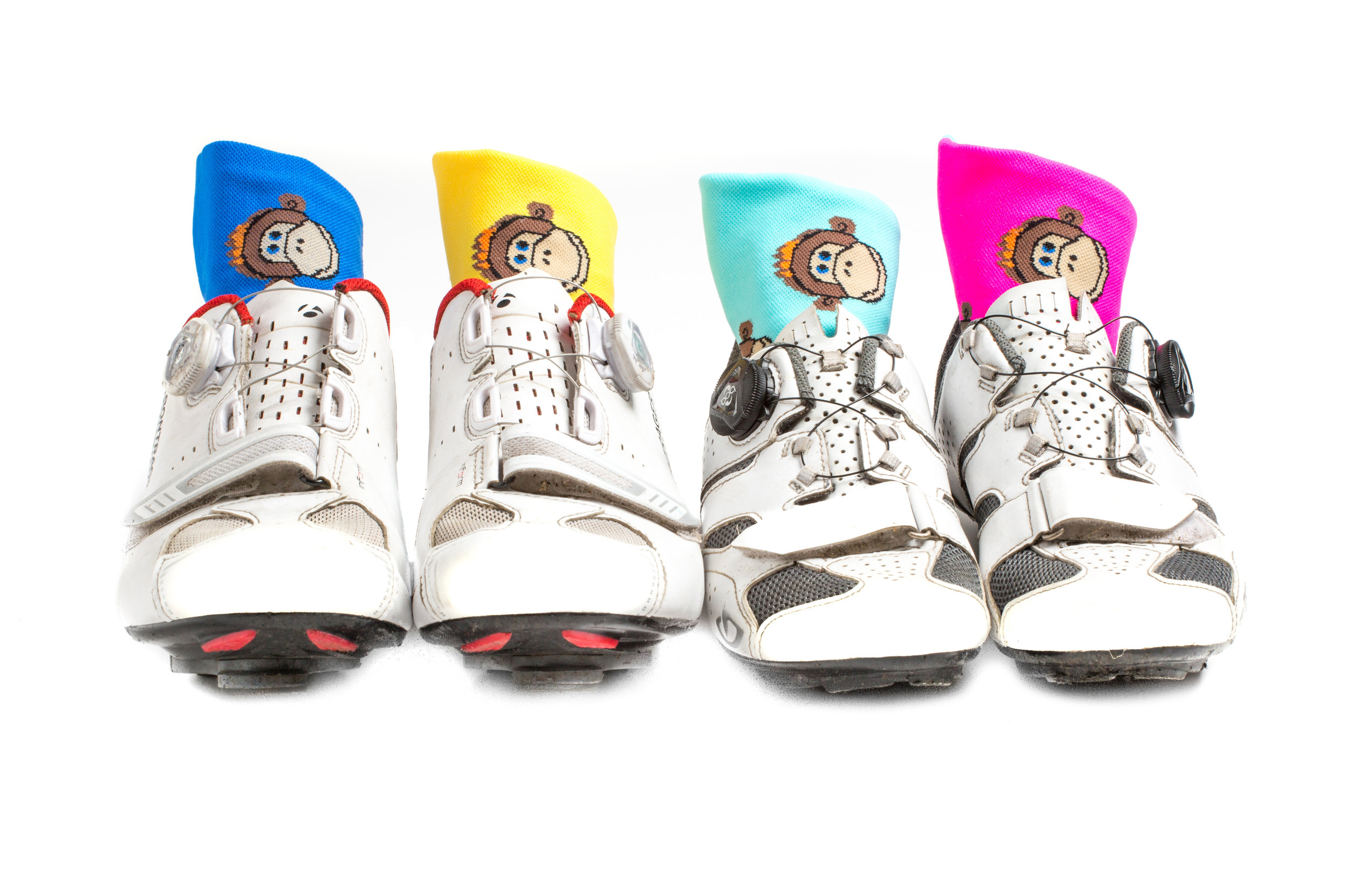 SPORTS MEDICINE - Mr Monkey Sox promotes an active lifestyle to help with management of MS symptoms and the general health and wellbeing of all. Whatever the weather or season, join us in staying active and wearing Sox that make you smile!