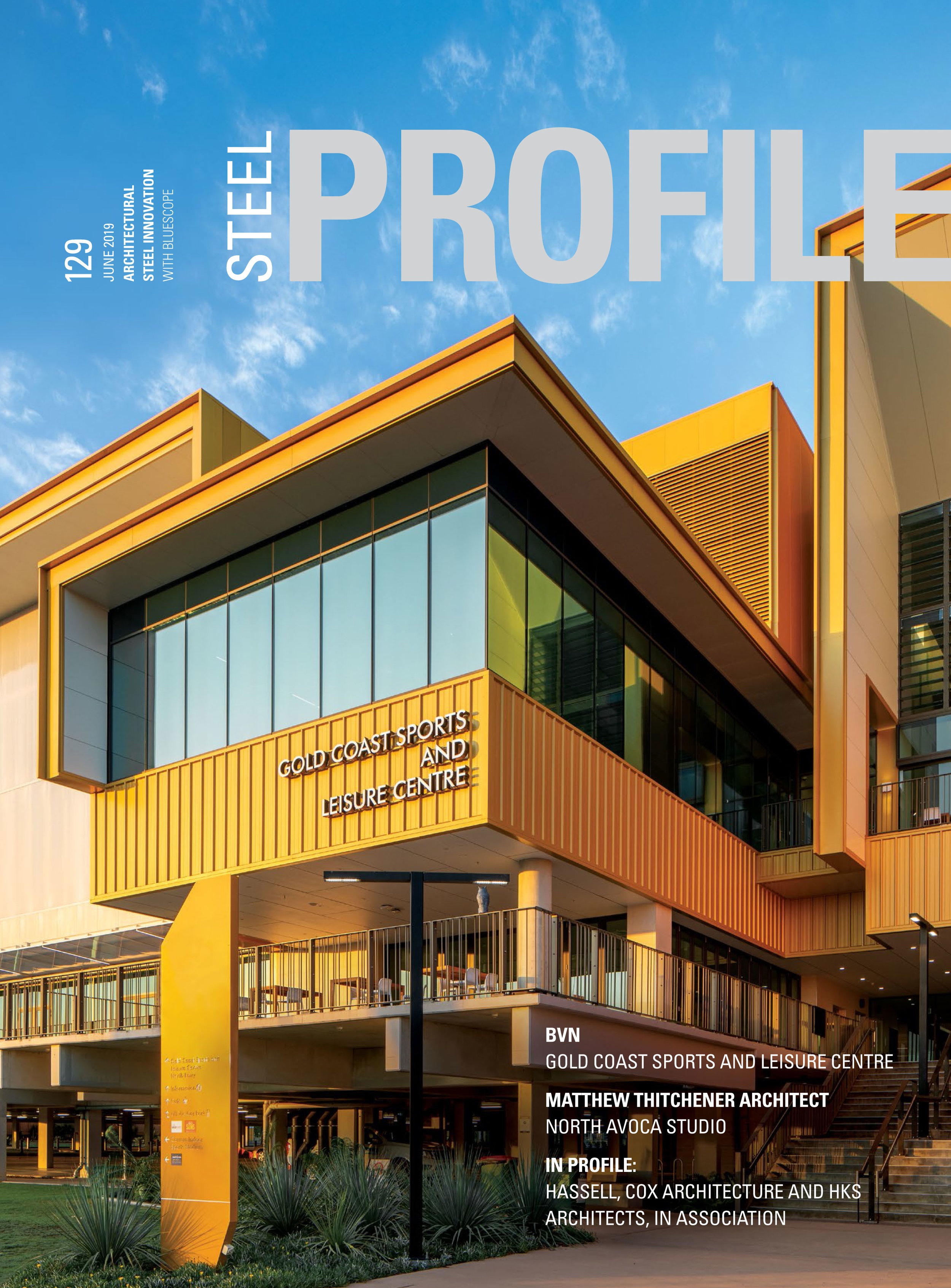 Steel Profile Magazine - Issue 129