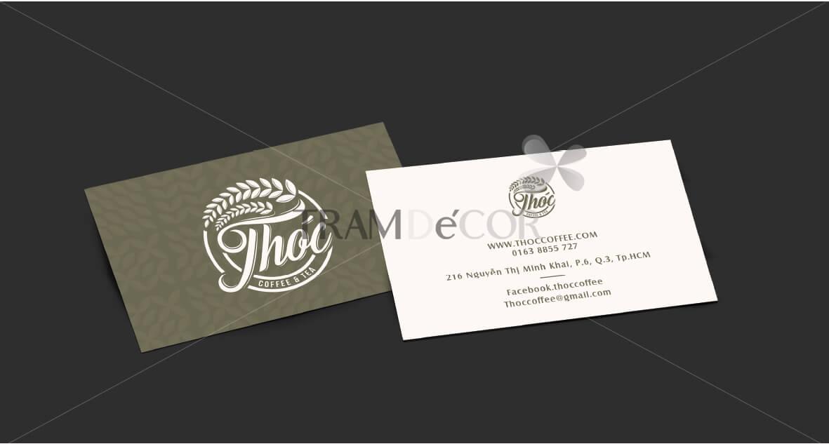 thiết kế namecard