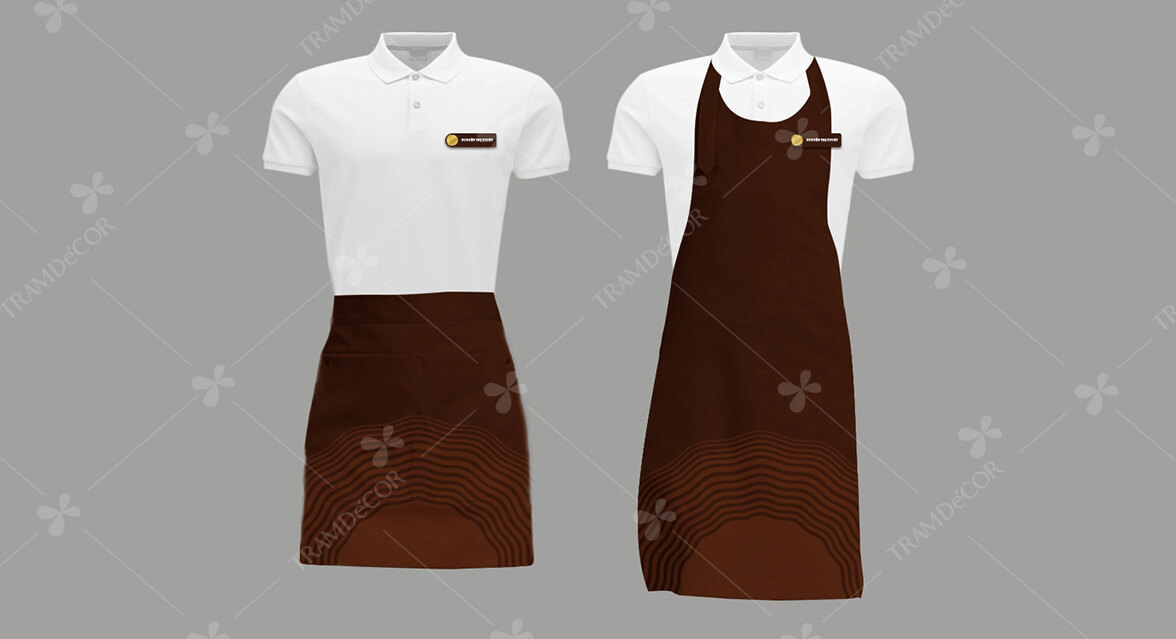 thiết kế đồng phục