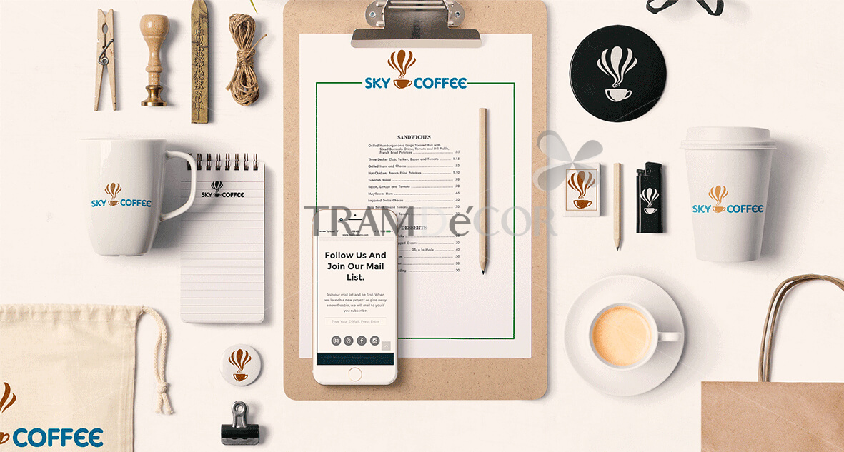 Copy of Sky Coffee