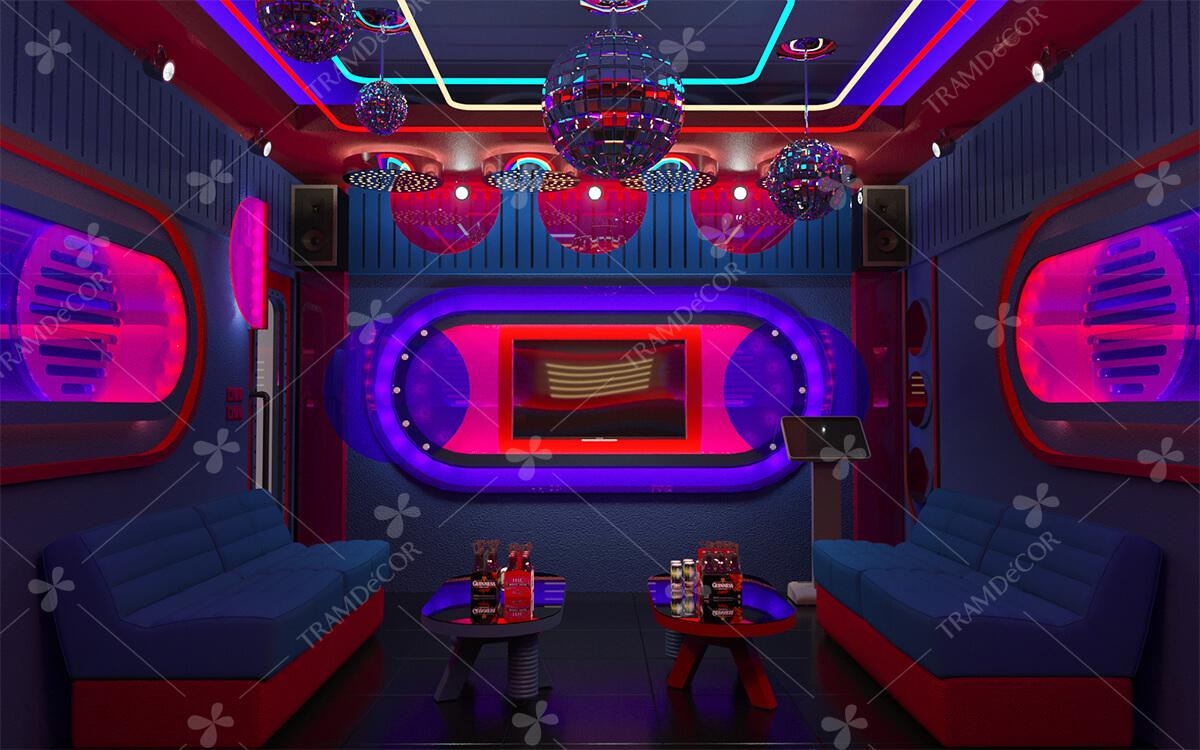 Karaoke Icool Phong Cách Pop Up