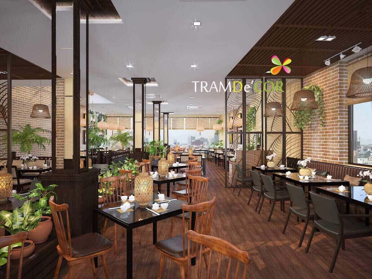 Nhà hàng món Việt tại Đà Nẵng