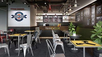 DWASH CAFE