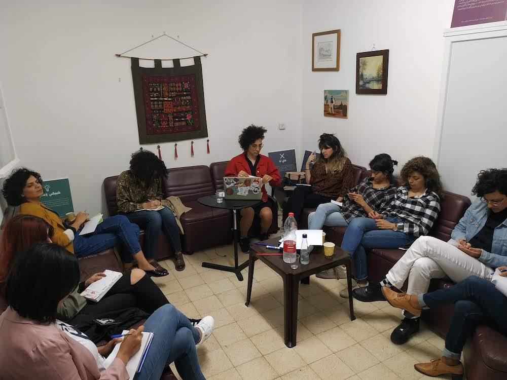 Feminist Hub by Aswat meeting1.jpg