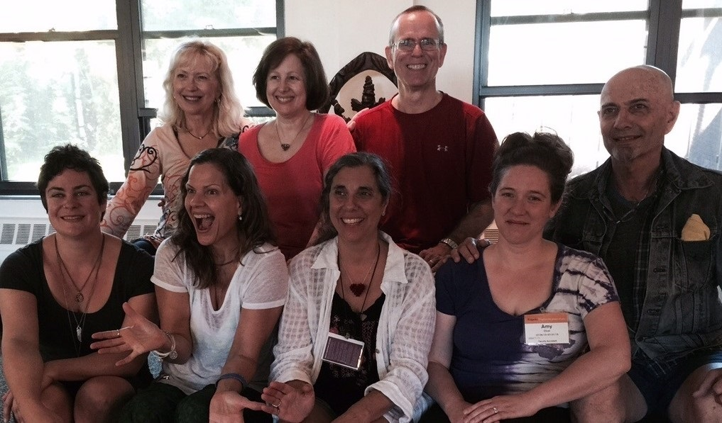 Amy Graduates BBM Teacher Training 2015   Teachers:  Joy Jennings, Dr. Pat Gerbarg, Dr. Richard Brown  Graduates:  Michele Whittemore, Dehanna Rice, Dr. Beth Abrams, Amy Otzel & Samuel Kirschner