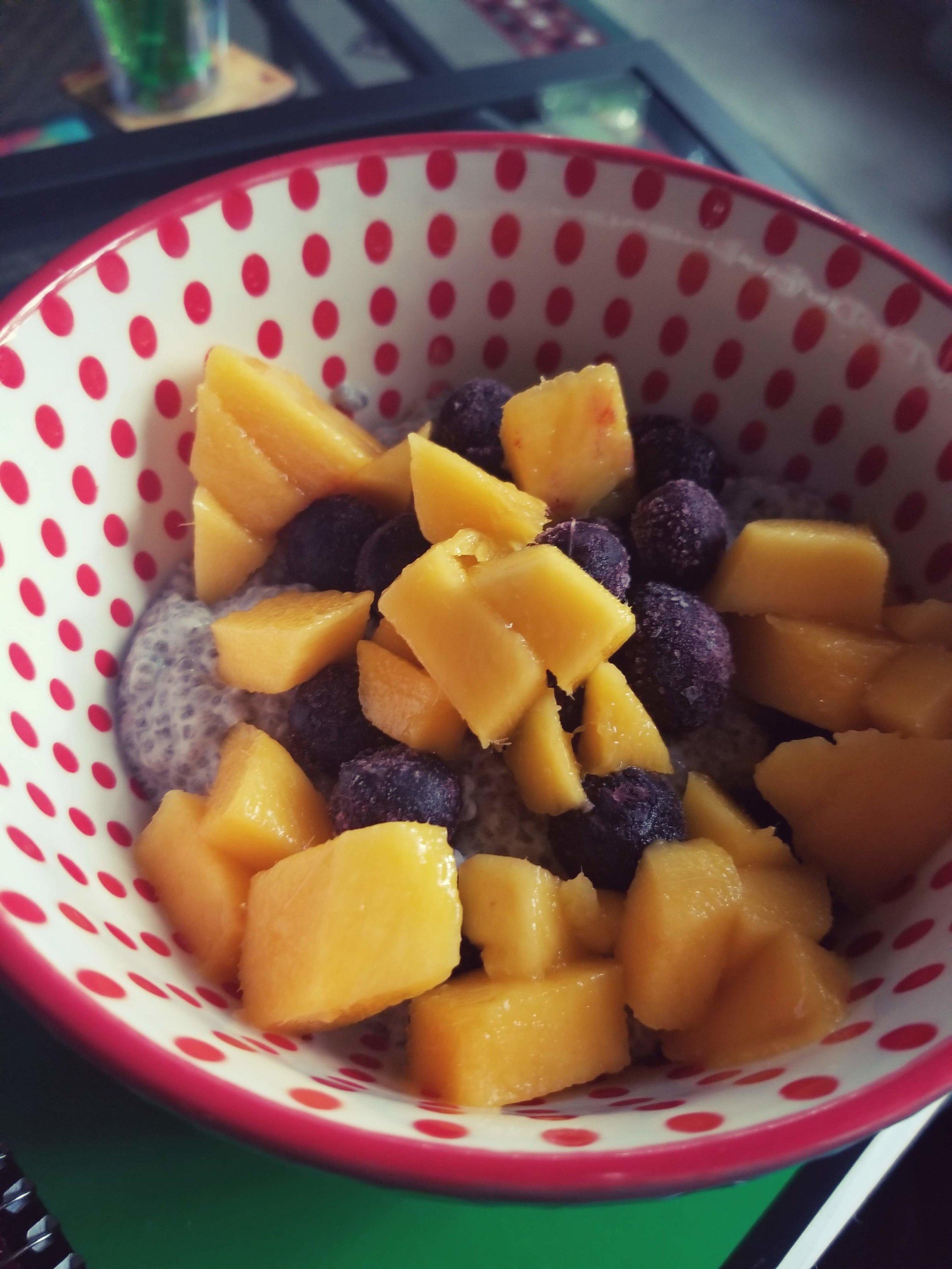 Chia Pudding -