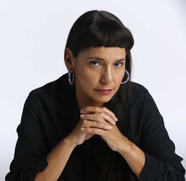 Rosy Simas photo by Tim Rummelhof for McKnight Fellowships (2016).