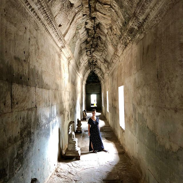 The Angkor temples did not disappoint . . . . . . . #cambodia #angkorwat #angkortemples