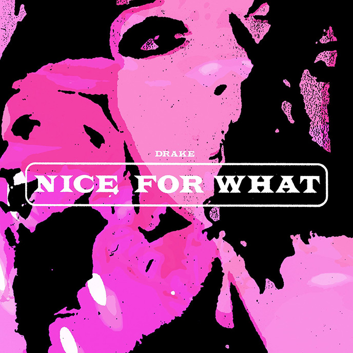 "24Drake'Nice For What' - Bop fans, do you love me? Well, we do. Rap god Drake has had nothing short of yet another successful year and, although not all of us have welcomed his viral hits, it still wouldn't be a bop 40 without him.'Nice For What' was probably the single that made the least waves in terms of aforementioned viralness, although this is probably what it makes it a bit better. With this Lauryn Hill-sampling anthem all about ""[loving] the real one in your reflection"", Drake truly has manipulated the millennial generation to his advantage. Though, if it means we're getting records of this calibre, who's really complaining?–MH"