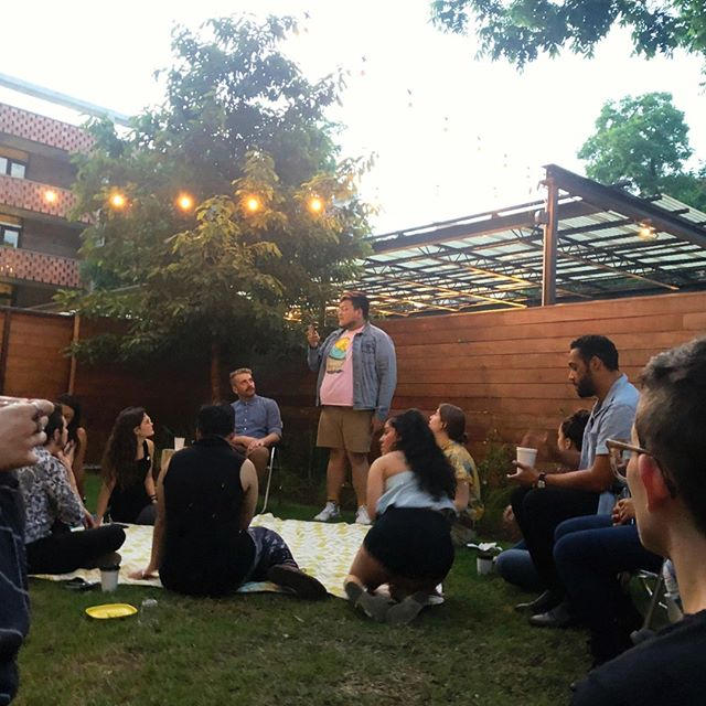 A shout-out to all of the queer introverts in Austin -- this was our very first qalm gathering there. A biiig thanks to @daisyoconnor, @playeasynow, and @nichole.turchi for being our phenomenal hosts in Austin. . . . . . . . #nyc #introvert #introverted #introvertlife #instaqueer #instagay #lgbtpride #lgbt #queercommunity #queerwomen #queeraf #queerpoc #soberqueer #queeret #queerlife #sobercurious #soberlife #sobercommunity #introverts #queerintroverts #michigan #austin #atx #austinlgbtq #keepaustinweird #keepaustinqueer