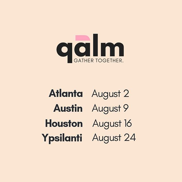 August, here we are. -- be sure to join us in Atlanta (tonight), Austin next week, then our very first gathering in Houston and Ypsilanti later this month. We'd love to see you if you're in any of those cities -- click the link in our bio to RSVP. . . . . . . . #brooklyn #nyc #introvert #introverted #introvertlife #solitude #instaqueer #instagay #lgbtpride #lgbt #queercommunity #queerwomen #queeraf #queerpoc #soberqueer #queeret #queerlife #sobercurious #soberlife #sobercommunity #questions #queerintroverts #queerintrovert #fridayfeeling