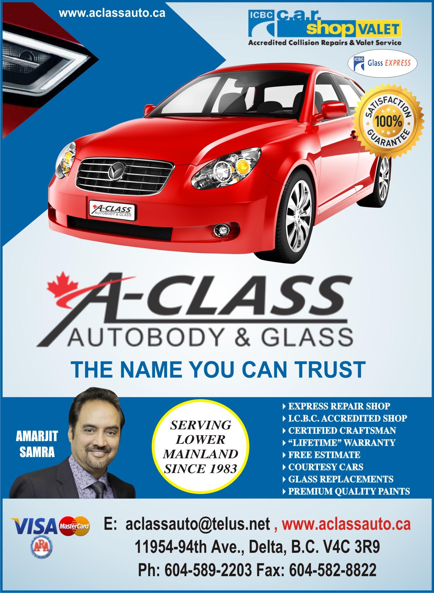 A-Class Autobody & Glass