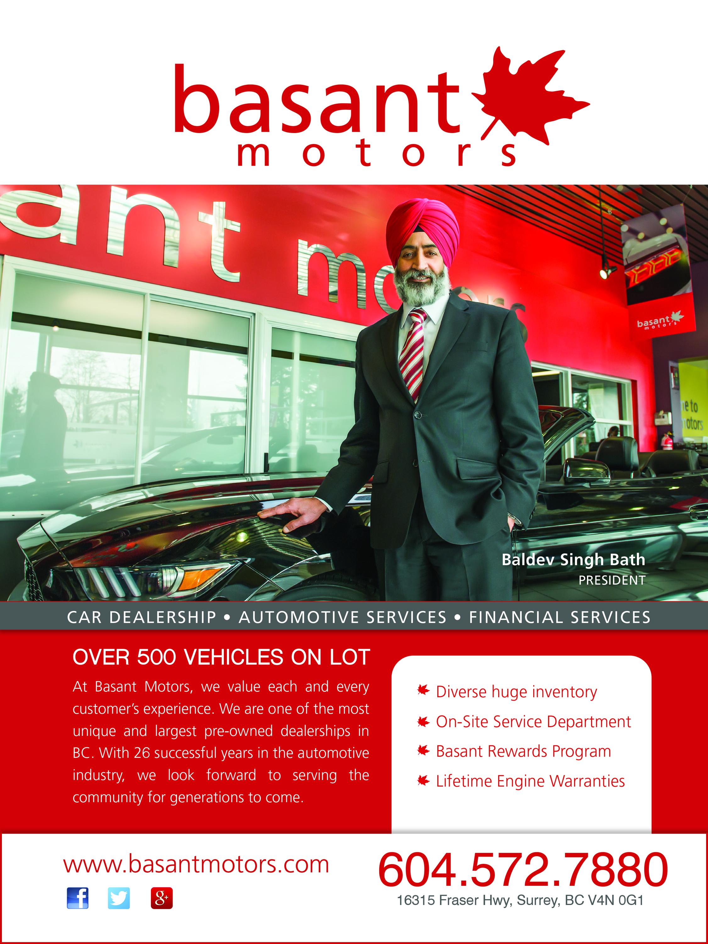 Basant Motors