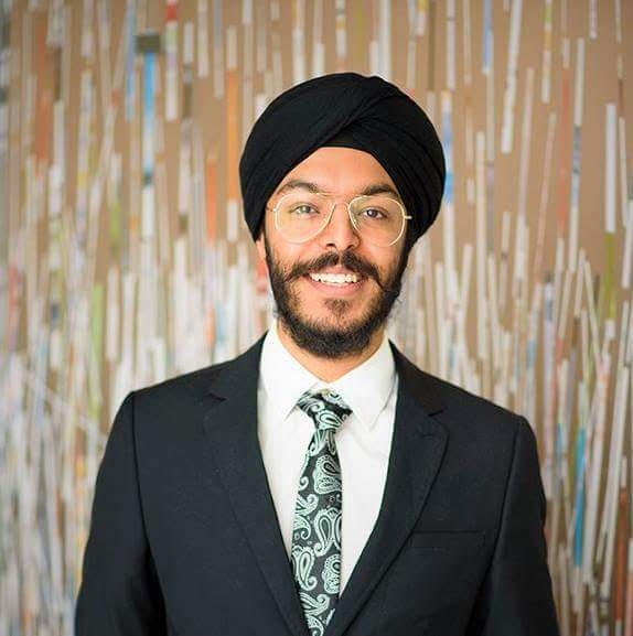 Sukhmeet Sachal - Sukhmeet Singh Sachal is a 24 year old humanitarian, public health advocate, and environmental advocate who believes in the recipe of intercultural dialogue in order to promote peace in the world.Sukhmeet's commitment to the environment became evident when he travelled to the Arctic and lived in Inuvik, Northwest Territories for six months as a teacher.While working as a teacher with a background in science, he explored the effects that climate change will have on human health. His extensive research prompted him to co-create Break The Divide with his brother. The purpose of this organization is to connect youth in the North to youth in southern Canada to explore the topics of climate change and its effects on mental health.Sukhmeet has also attended the UNLEASH United Nations Sustainable Development Goals Conference as one of the 1,000 leaders from around the world to represent Canada. For all his work, Sukhmeet has been the recipient of many prestigious awards such as being named Starfish Canada's Top 25 Environmentalists Under 25 for 2018.